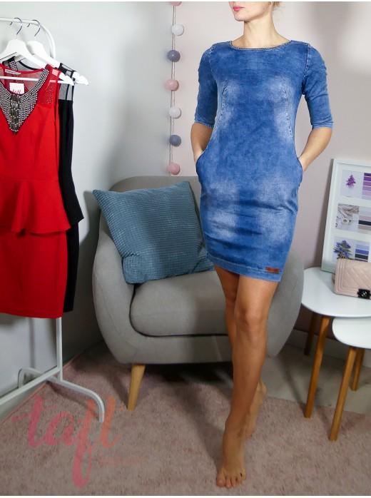 Zobraziť produkt · Riflové šaty SHE 1132f4e64c